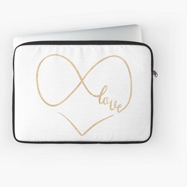 Infinite love by Alice Monber Laptop Sleeve