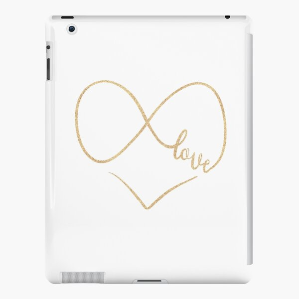 Infinite love by Alice Monber iPad Snap Case