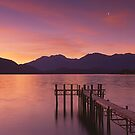 Te Anau Half Moon by Ben Messina