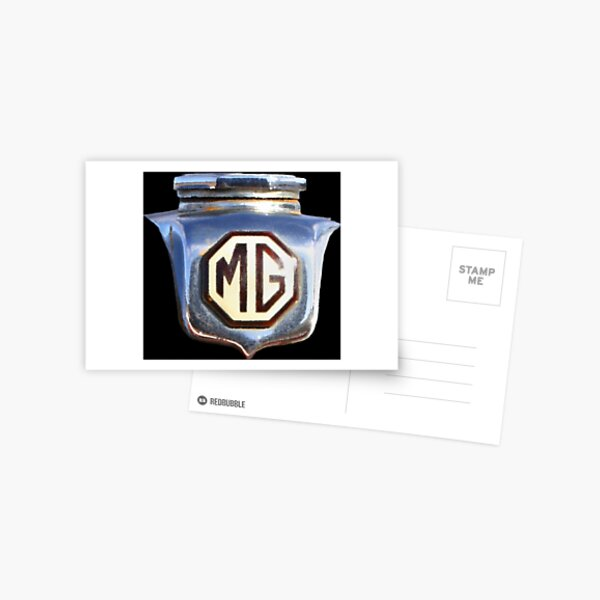 MG Postcard