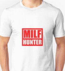 Milf Hunter Logo Unisex T-Shirt