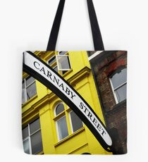Carnaby Street Tote Bag