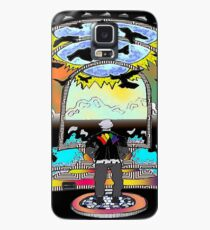 Destination Unknown Collection-Little Push & Shove-May 28, 2015 Case/Skin for Samsung Galaxy