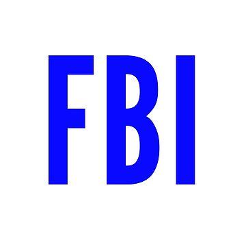 FBI  by BigRedDot
