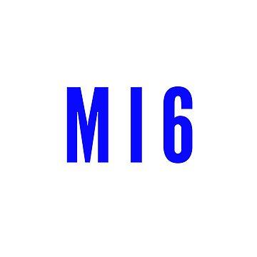MI6  by BigRedDot