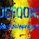 « Drapeau Belge Defqon1 » par Lytazo