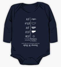 Sunny 16 rule - White INVERTED Kids Clothes