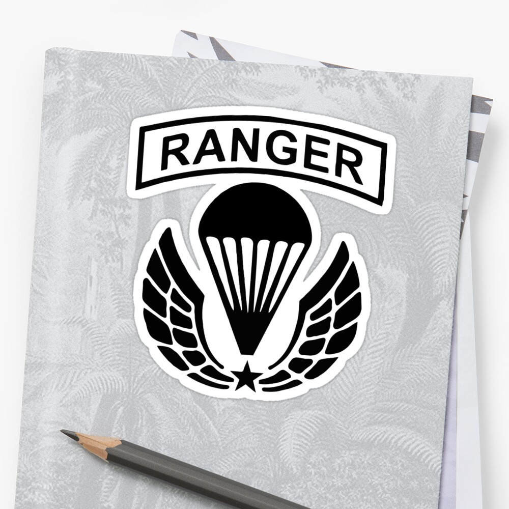 Army Rangers Apparel Shirts Hoodies Tshirts Stickers By Equilibria