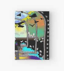 Destination Unknown Collection-Little Push & Shove-May 28, 2015 Hardcover Journal