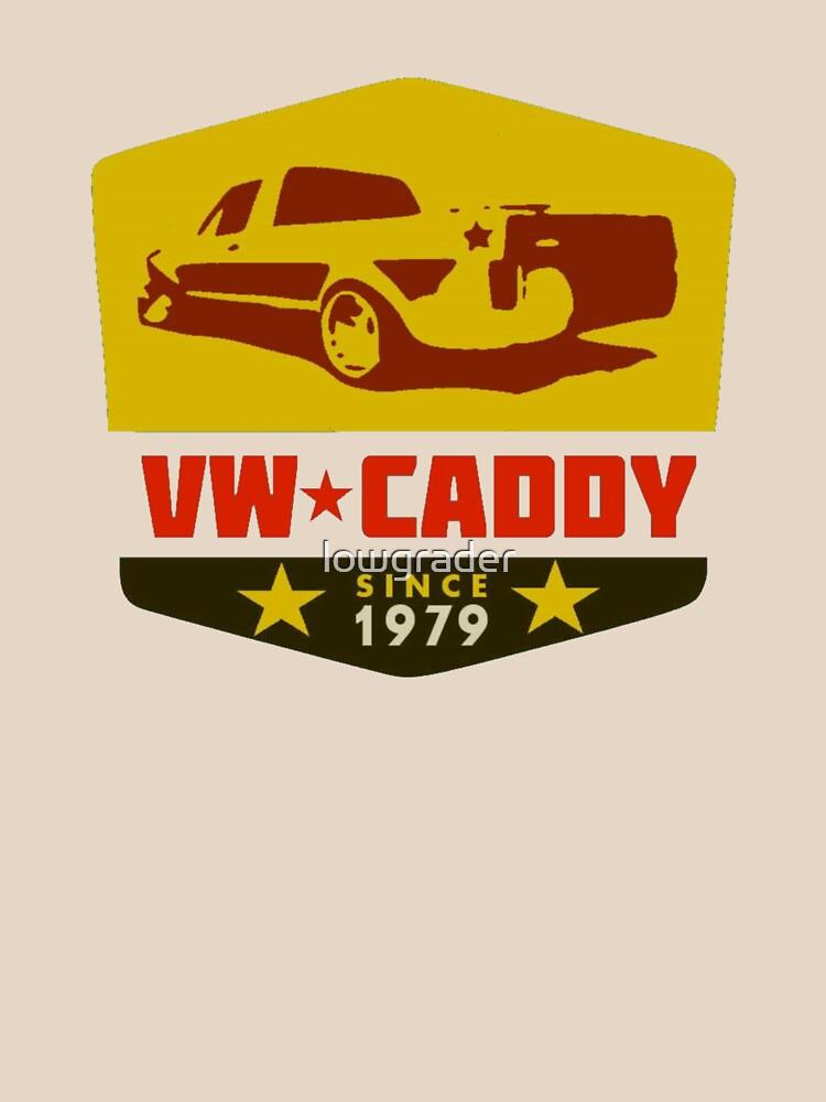 vw caddy mk1 golf t shirt | Unisex T-Shirt