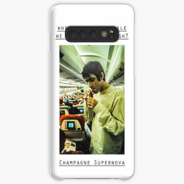 Oasis - Champagne Supernova - Liam Gallagher  Samsung Galaxy Snap Case