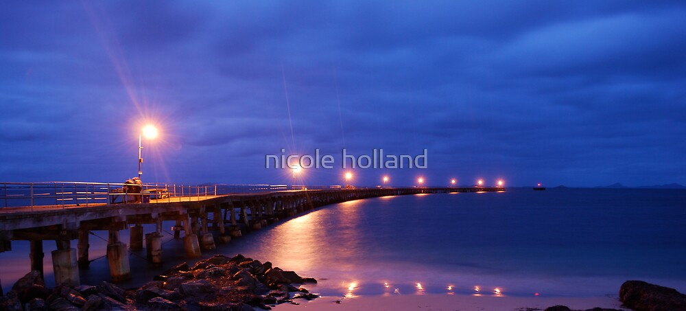 Esperance Jetty by nicole holland