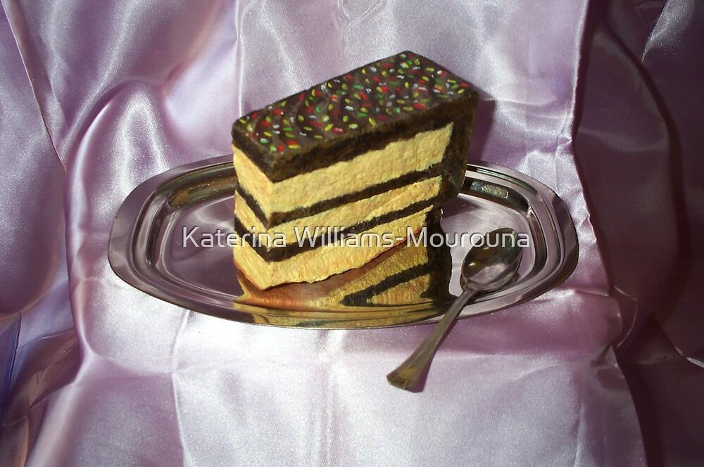 Cake Anyone?? by Katerina Williams-Mourouna
