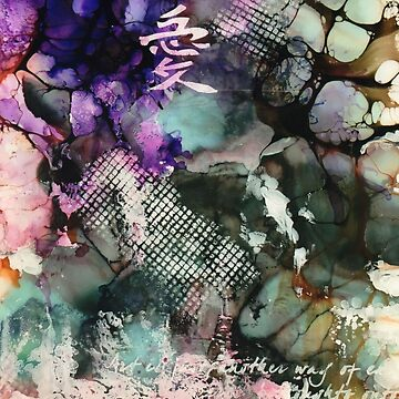 Alcohol ink 90 by therawcanvas