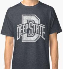 Deep State (White) Classic T-Shirt