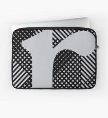 r / grey Laptop Sleeve
