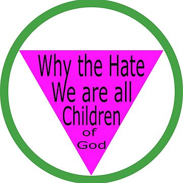 We are all Children of God by ojab3