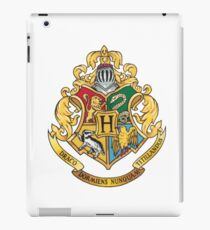 Hogwarts Crest iPad Case/Skin