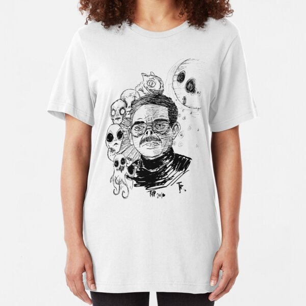 Art Bell Tribute Slim Fit T-Shirt
