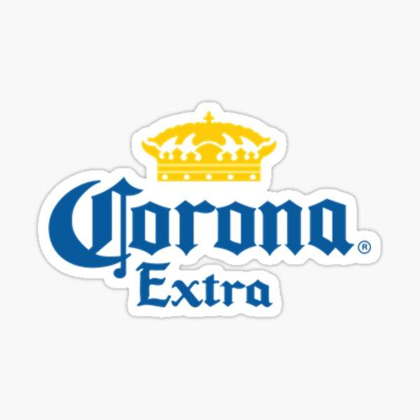 Corona Extra Pegatina