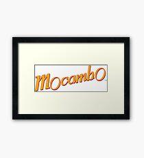 Mocambo Framed Print