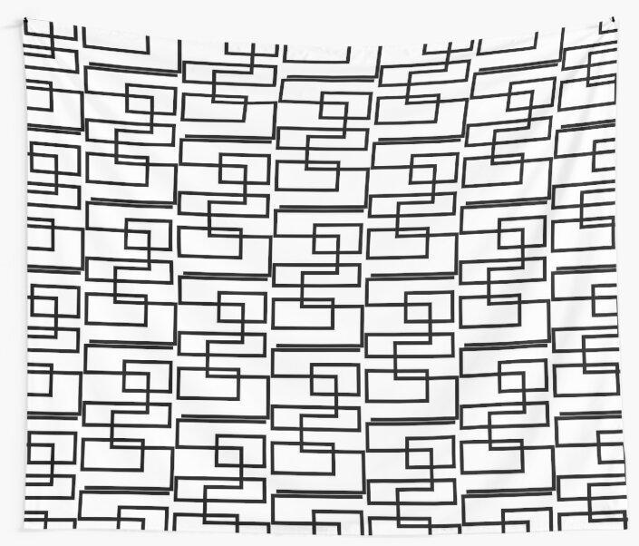 Geometry Maze 2 by arkitekta