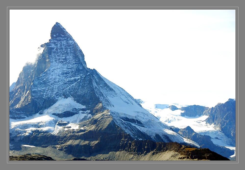 Matterhorn (Tha highest Swiss Peak) by satwant
