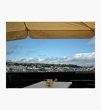 Nice Place To Eat Photographic Print
