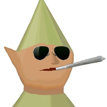 Dankest Gnome by nottheclock
