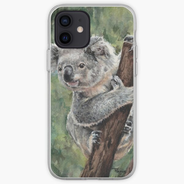 Koala Bear iPhone Soft Case