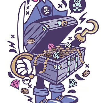 Treasure Chest by wearitout