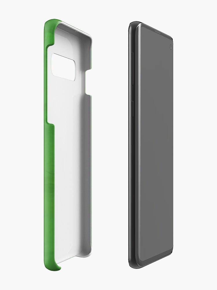 Vista alternativa de Funda y vinilo para Samsung Galaxy Luigi