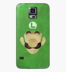 Funda/vinilo para Samsung Galaxy Luigi