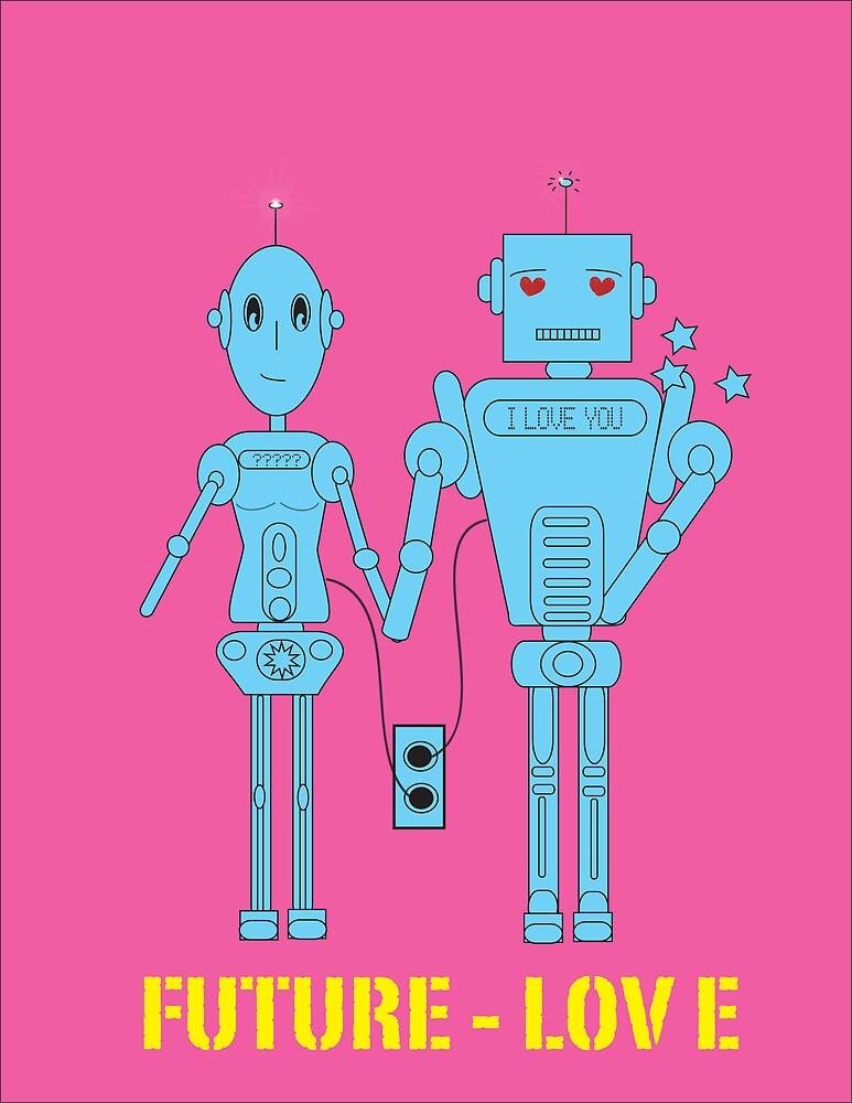 Robot Love by Danny Naran