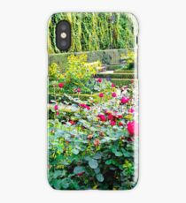 Mirabell Gardens Study 10  iPhone Case