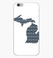 Vinilo o funda para iPhone Michigan