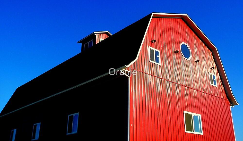Barn Horizon by Oranje