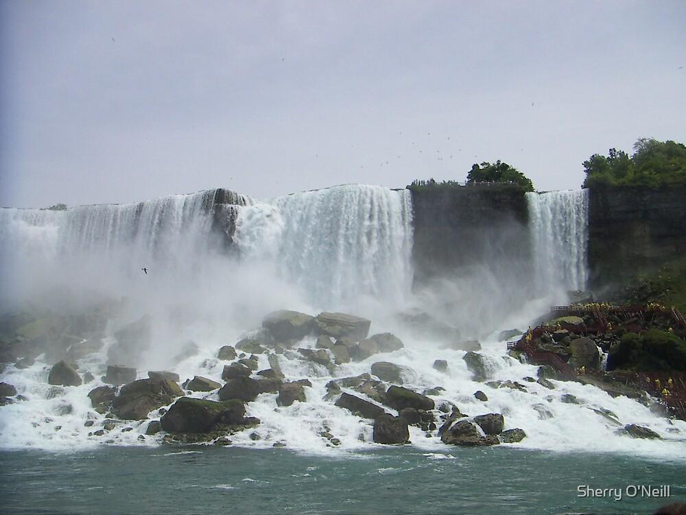 Majestic Falls by Sherry O'Neill