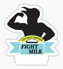 Always in Milk Sticker