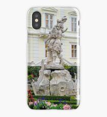 Mirabell Gardens Study 11  iPhone Case
