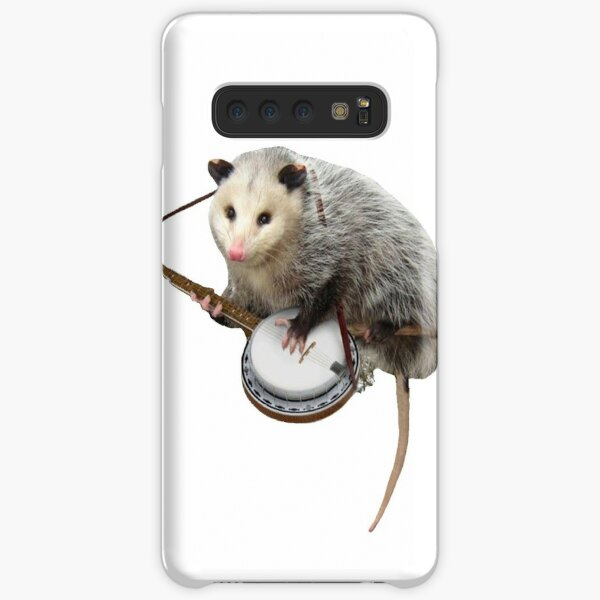 Possum Playing Banjo Samsung Galaxy Snap Case