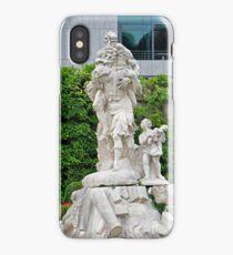 Mirabell Gardens Study 12  iPhone Case