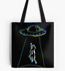 Mid Abduction  Tote Bag