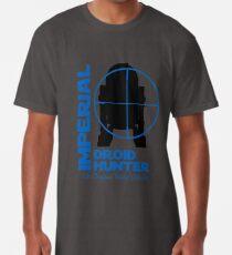 Droid Hunter - Design 1 Long T-Shirt