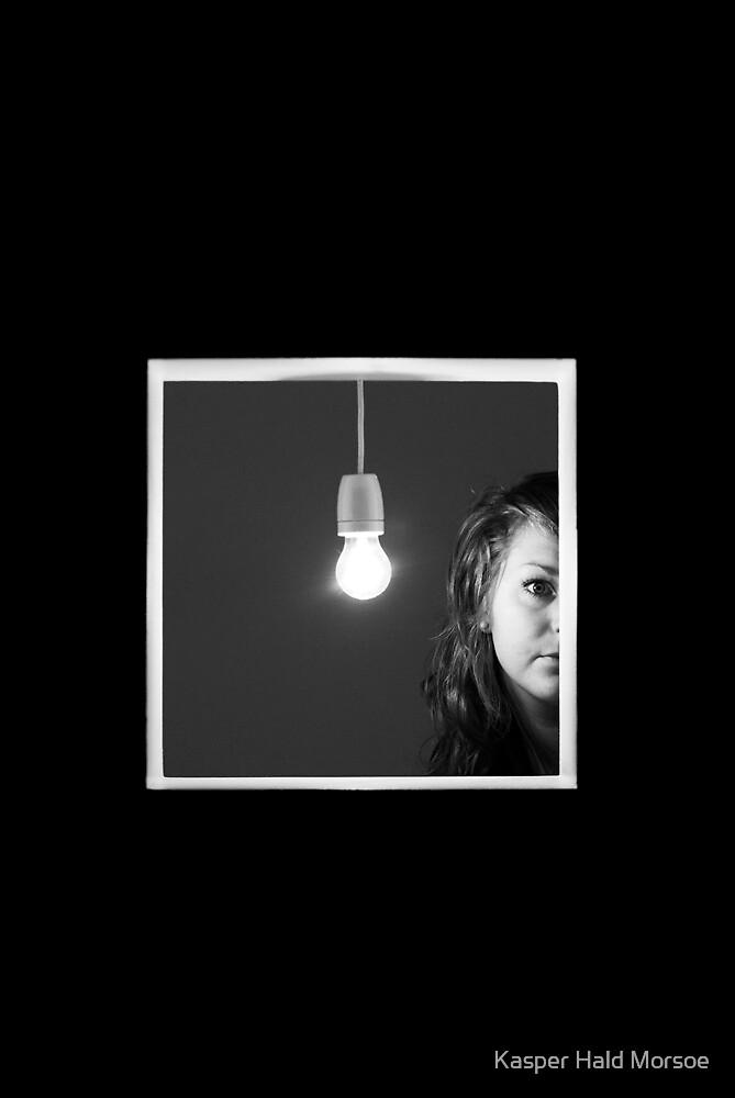 Lys I by Kasper Hald Morsoe