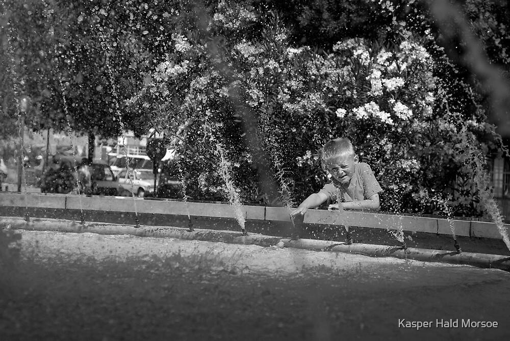 Springvand by Kasper Hald Morsoe