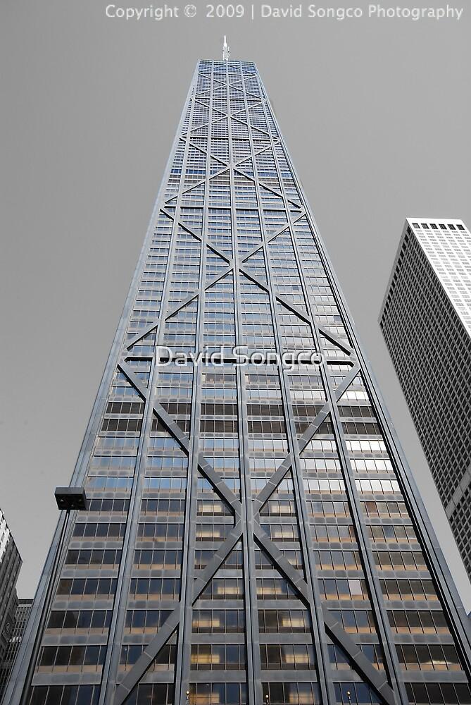John Hancock Building by David Songco