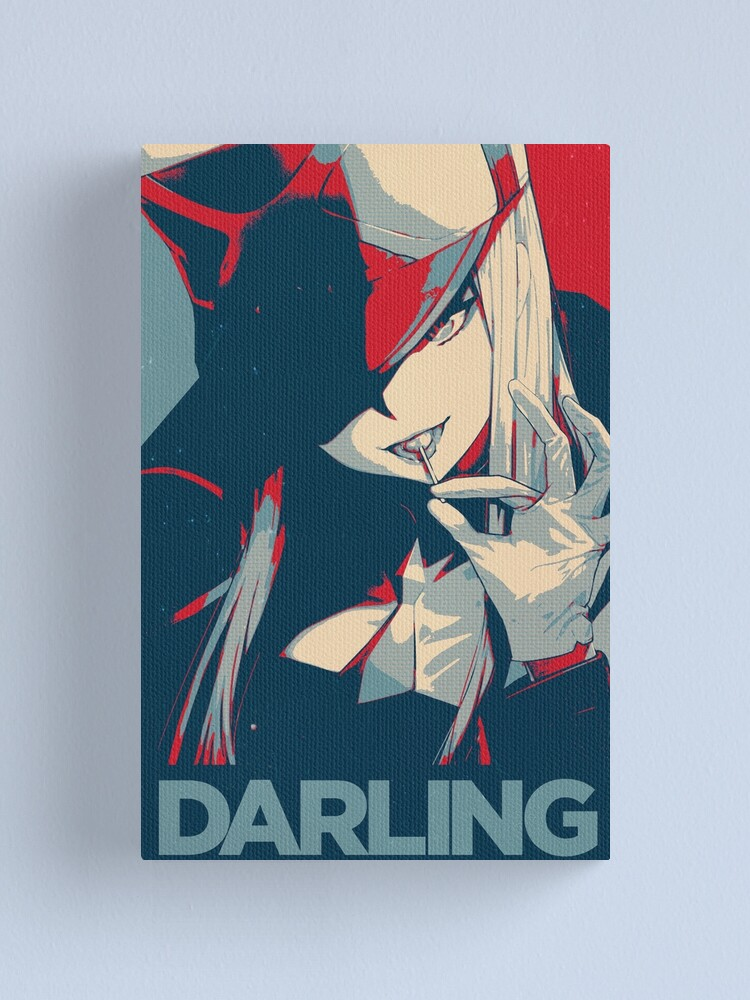 Alternate view of Darling 02 Hope Canvas Print