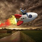 Rocket Rodeo by Randy Turnbow