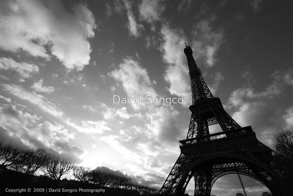 Eiffel Tower by David Songco